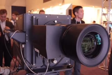 NHK Camera 8K 120Hz Demo