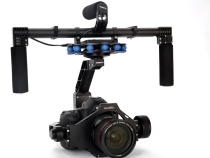 SteadyGim5 Pro from BeStableCam… This Is One Tough Shake The Hell Out Of The Gimbal Test