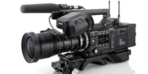 Upgrade Sony F5 to F55