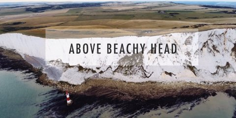 Above Beachy Head : from Nathaniel Durman