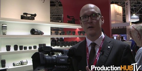 Canon Europe – IBC 2014 from ProductionHUB