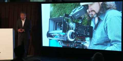 Full Sony Professional Press Conference IBC 2014