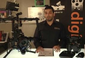 Under the Macro – DJI Ronin Setup HD from Digital Logic