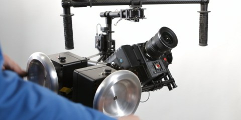 Veracity Control Wheel System For Your Brushless Gimbal Camera Rig: