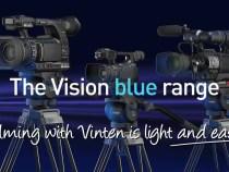 Vinten Showcases Counterbalance On Their Vision Blue Tripod Head Range: