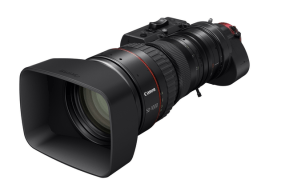 Canon CN20x50 4K Cine-servo Ultra-telephoto Lens