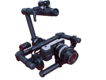 OwlDolly GyroSpeed Brushless Gimbal Camera Rig Overview