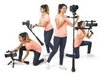 K-Tek ProShot Multifunctional 4-in-1 Camera Rig