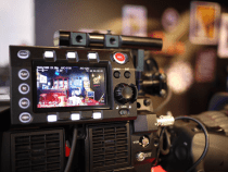 Did You See The Panasonic Varicam Removable Control Panel?