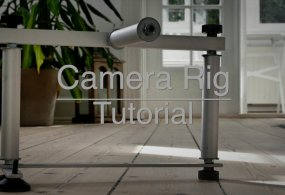 DIY Camera Rig Tutorial from Slacker