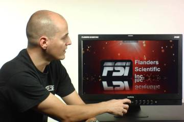 FSI Monitors DIT LUT Function toggle introduction