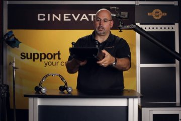 The Morpheus Wheels and Rails Kit from Cinevate