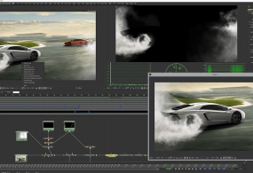 Fusion 7… Blackmagic Design's Pro Visual Effects & Motion Graphics Software is Now Free