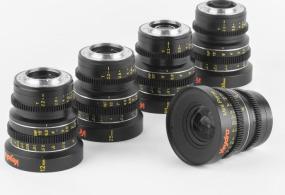 Veydra Mini Prime Micro 4/3 Mount 4K Cinema Lenses
