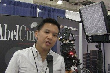 a Look at the Litepanels Astra LED from AbelCine