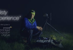 """Misty Experience"" a Field Guide to DitoGear OmniHead, Evolution & DryEye from Kamil Tamiola"