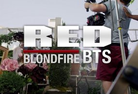 RED BTS: BLONDFIRE from RED Digital Cinema