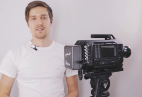 18 Minute Hands-on Blackmagic URSA Camera Review from Julius Koivistoinen