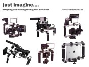Design and Build Your Own Affordable DIY Camera Rig With Bracket-bots