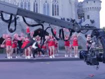 ESPN Disney Spot BTS