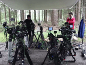 12 RED Cameras, 20 GoPro's, 2 ARRI Alexa's & 1 Phantom Flex 2K Shoot The JAGON Film