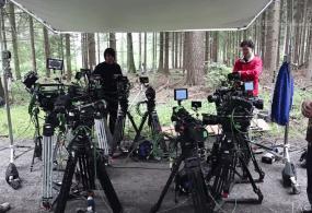 12 RED Cameras, 20 GoPro's, 2 ARRI Alexa's & 1 Phantom Flex 2K Shoot The JAGON Film