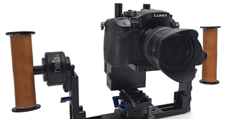 Letus Helix Jr Mini 3 Axis Camera Stabilizer