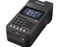 Panasonic AJ-PG50 Field Recorder… The First to Support the AVC-ULTRA Codec