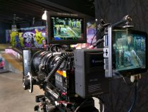 DP7-Pro SmallHD Monitor Provides Real Time Color Grading on Candy Spots