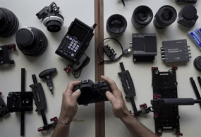 Shooting in 4K with David McLain and the a7S from Sony