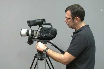 At the Bench: Exploring Sachtler's V18 & V20 Fluid Tripod Systems from AbelCine