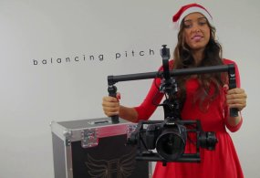 Balancing Yaw, Pitch, and Roll On Your SkyGlide Brushless Gimbal: Christmas Edition
