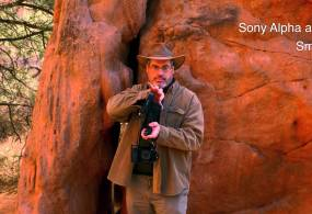 Convergent Design Odyssey7Q+ Monitor Recorder In The Garden of The Gods in 4K