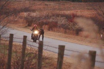 Matthew Jones's Human Rig filmed by Chris Smith