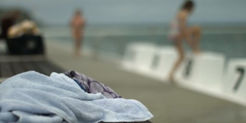 Merewether Baths – Shot on the Blackmagic URSA 80fps from Todd Davies