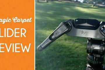 SYRP Magic Carpet Slider Review