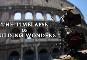 The Timelapse of Building Wonders from Rob Tinworth