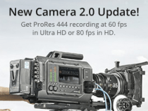 Blackmagic Camera Utility 2.0 : URSA Gets ProRes 444 at 60 fps in Ultra HD and 80 fps in HD Recording