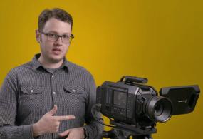 Blackmagic URSA Camera Review 4K from Story & Heart