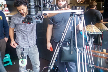 DP Timur Civan Relies on Lightweight FUJINON Cabrio