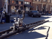 NBC Believe Promo – Behind the Scenes – Filmed with the Cheetah Dolly from Pacific Motion Control