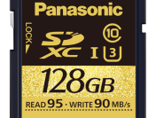 New Panasonic SDXC/SDHC UHS-I Memory Cards for Reliable 4K Video Recording