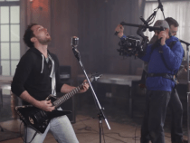 Another Great BTS on How To Shoot a Music Clip… Scare Tactics – Little Time