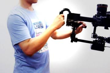 CAMTOOL alpha-1 Brushless Gimbal Camera Rig