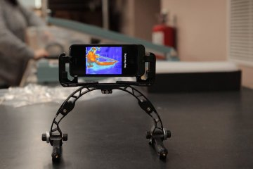 FLIR ONE Review from Cinevate