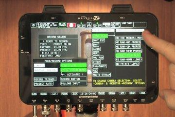 Odyssey7Q+ FS700 Setup Videos Part 1: ProRes, Part 2: 2K/4K RAW, Part3: High Speed