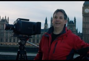 Shooting with The Blackmagic URSA Camera from Rick Young