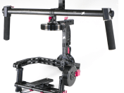 Ghost Pro Joystick Demo and the Ghost Pro II Brushless Gimbal Camera Rig