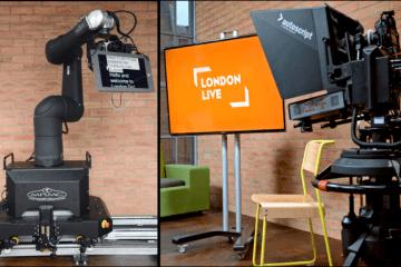 Mark Roberts Motion Control Live