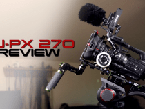 Complete Review of the Panasonic AJ-PX270 Camera from Matt Abourezk